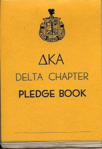Pledge Book Cover